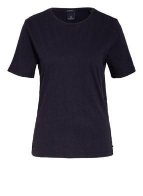 SCOTCH & SODA T-Shirt mit Leinen