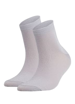 TED BAKER Socken LUSTIA mit Glitzergarn