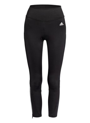 adidas 7/8-Tights ACTIVATED TECH mit Mesh-Einsätzen