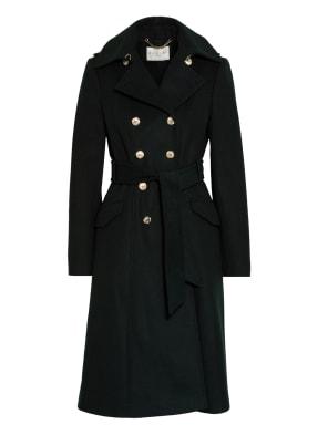 damsel in a dress Mantel ELLETRA