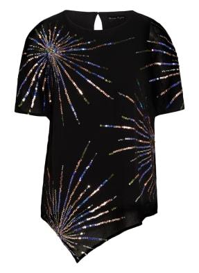 Phase Eight Blusenshirt STARBURST mit Paillettenbesatz