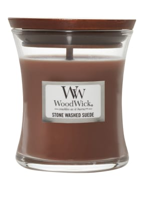 WoodWick STONE WASHED SUEDE