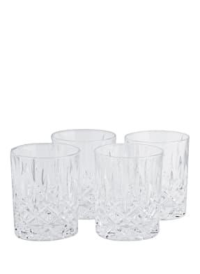 RIEDEL 4er-Set Whiskygläser VIVANT DOUBLE OLD FASHIONED