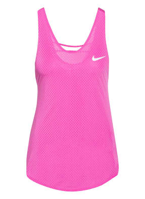 Nike Tank-Top BREATHE aus Mesh
