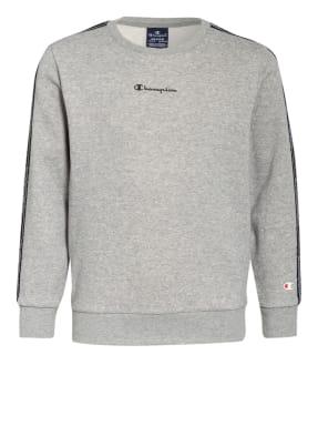 Champion Sweatshirt mit Galonstreifen
