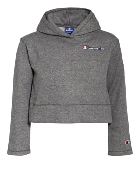 Champion Cropped-Hoodie