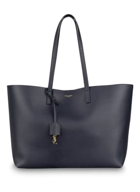 SAINT LAURENT Shopper mit Pouch