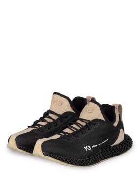 Y-3 Sneaker Y-3 Runner 4D IO