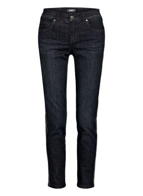 ANGELS Skinny Jeans mit Galonstreifen