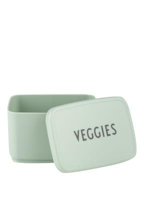 DESIGN LETTERS Lunchbox VEGGIES