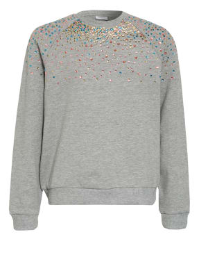name it Sweatshirt mit Pailettenbesatz