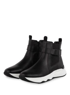 Gabor Plateau-Boots