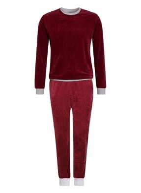 SCHIESSER Schlafanzug SLEEP + LOUNGE