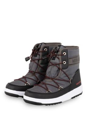 MOON BOOT Moon Boots JR BOY MID WP 2