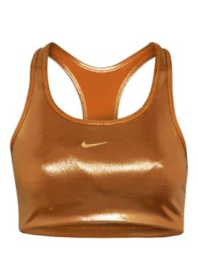 Nike Sport-BH SWOOSH ICON CLASH SHIMMER
