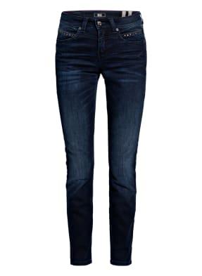 MAC Flared Jeans RICH mit Nietenbesatz