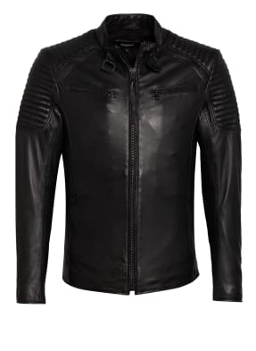 tigha Lederjacke TALON