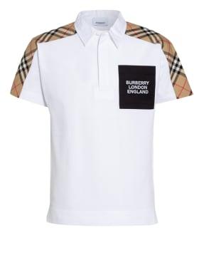 BURBERRY Piqué-Poloshirt