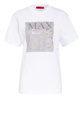 MAX & Co. T-Shirt mit Schmucksteinbesatz