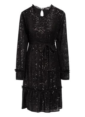 Princess GOES HOLLYWOOD Kleid mit Paillettenbesatz