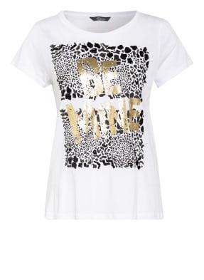 Princess GOES HOLLYWOOD T-Shirt mit Paillettenbesatz