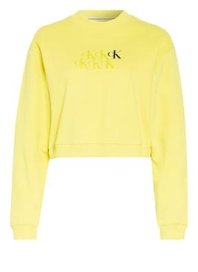 Calvin Klein Jeans Cropped-Sweatshirt
