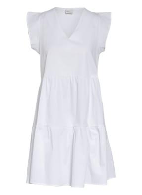 RINASCIMENTO Kleid mit Rüschenbesatz