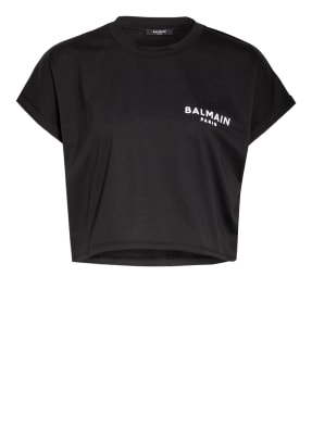 BALMAIN Cropped-Shirt