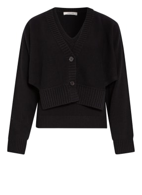 DOROTHEE SCHUMACHER 2-in-1-Strickjacke
