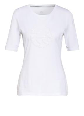 SPORTALM T-Shirt mit Paillettenbesatz