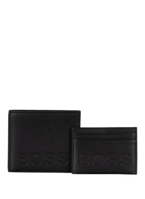 BOSS Set: Geldbörse mit Kartenetui