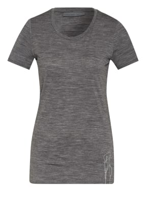 icebreaker Funktionswäsche-Shirt TECH LITE aus Merinowolle