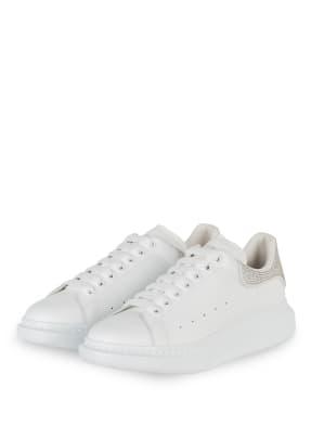 Alexander McQUEEN Sneaker mit Perlenbesatz