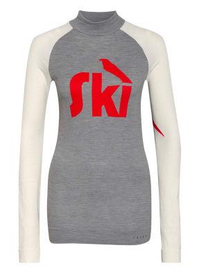 FALKE Funktionswäsche-Shirt WOOL-TECH mit Merinowolle