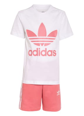 adidas Originals Set: T-Shirt und Sweatshorts