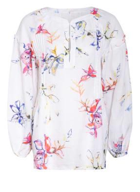 120%lino Blusenshirt aus Leinen