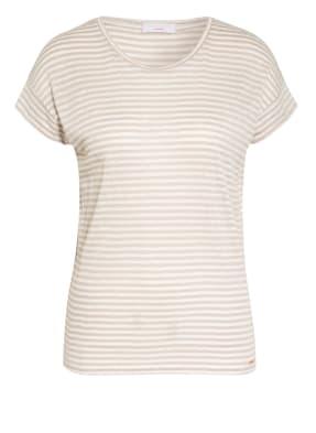 CINQUE T-Shirt CITICK mit Leinen