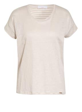 CINQUE T-Shirt CITICK aus Leinen