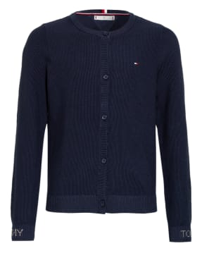 TOMMY HILFIGER Strickjacke