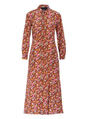 WEEKEND MaxMara Hemdblusenkleid MISS aus Seide