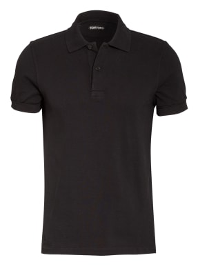 TOM FORD Piqué-Poloshirt