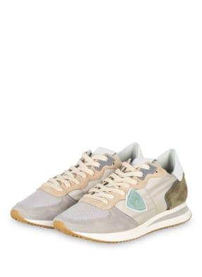 PHILIPPE MODEL Plateau-Sneaker TRPX LOW MONDIAL