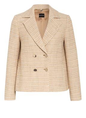 PENNYBLACK Tweed-Blazer LATTINA mit Glitzergarn