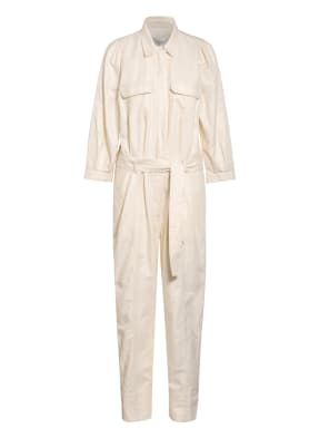 SECOND FEMALE Jumpsuit SELENE mit Leinen