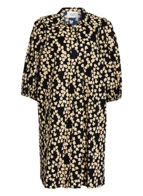 SECOND FEMALE Hemdblusenkleid ALULA mit 3/4-Arm