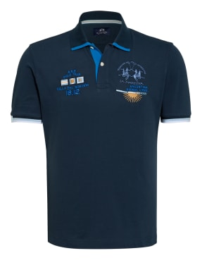 LA MARTINA Piqué-Poloshirt