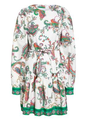 NVSCO Kleid ZENIA mit Leinen