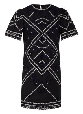 MARC CAIN Kleid mit Lochspitze