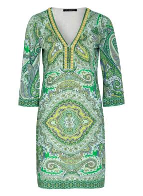 ana alcazar Kleid mit 3/4-Arm und Perlen-und Schmucksteinbesatz