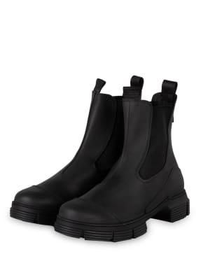 GANNI Gummi-Boots